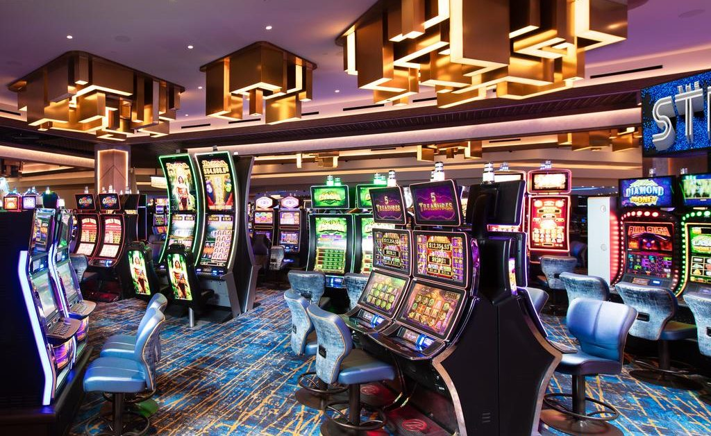 Assume About These Methods To vary Your Online Casino