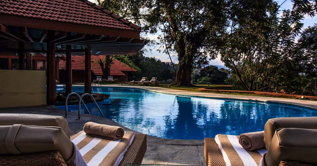 Take The Stress Of Swimming Pool Building Contractor