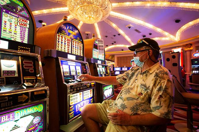What Everyone Else Does About Online Casino