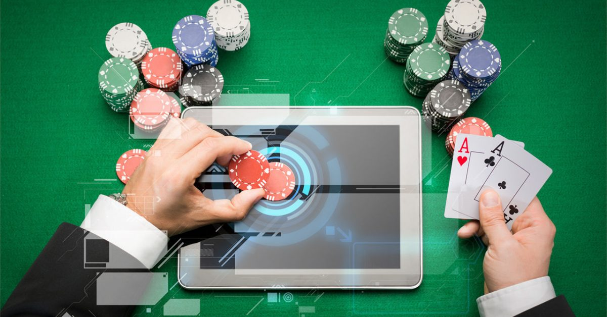 5 Simple Ways The Professionals Use To Advertise Casino