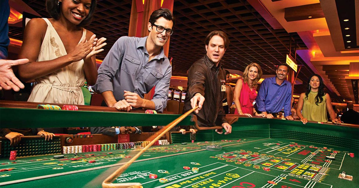 The Essential Information Of Gambling
