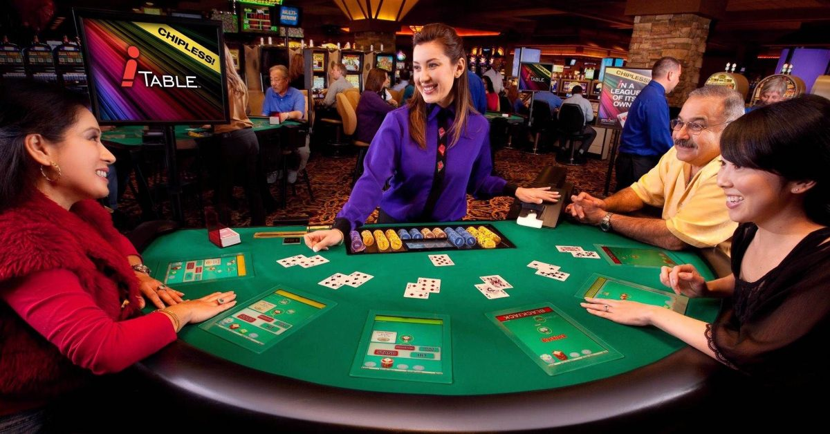 Gorgeous Examples Of Stunning Casino