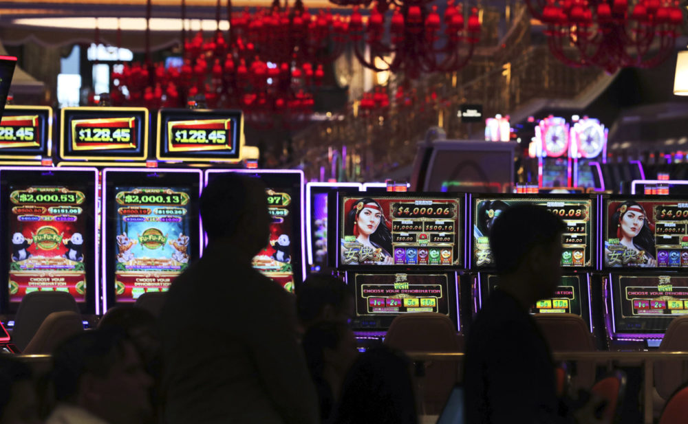 Eight Suggestions For Using Casino To Leave Your Competitors Within The Dust