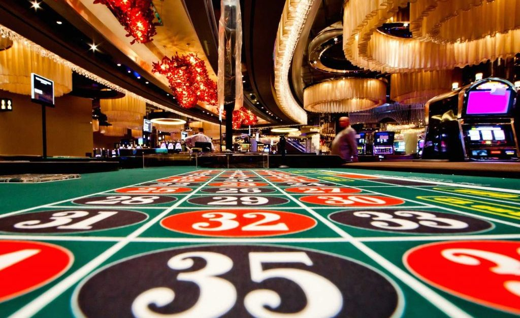 An Professional in Online Casino With without Realizing It