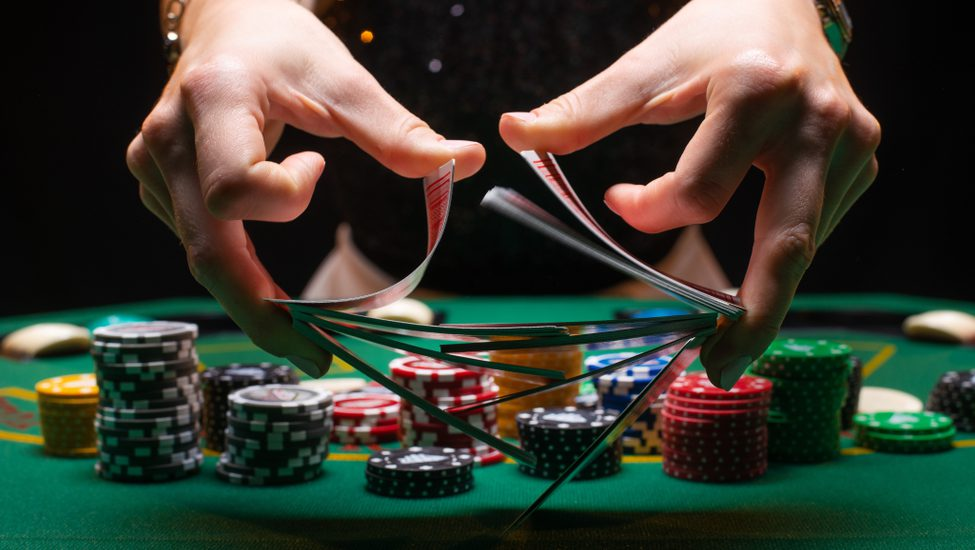 What Everyone Ought to Find out about Casino Baccarat